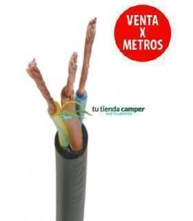 Cable manguera 230v por metros