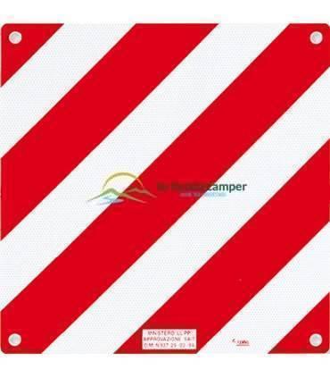 Placa Aluminio Homologada