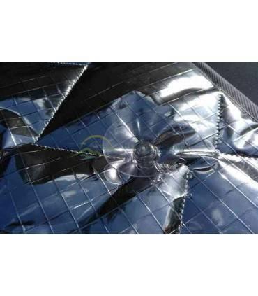 Aislante térmico oscurecedor T6 Multivan corta